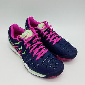 Asics Gel Resolution Tennis Workout Shoes